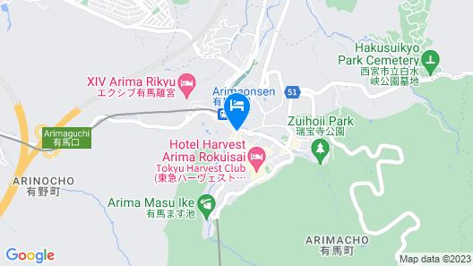 Nakanobo Zui-en - Adults Only Map