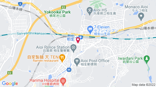 Aioi Station Hotel Annex Map