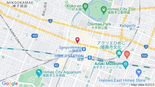 GRANDOUCE Himeji Map