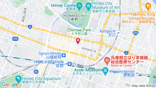 ONE Hostel&Standing Bar Map