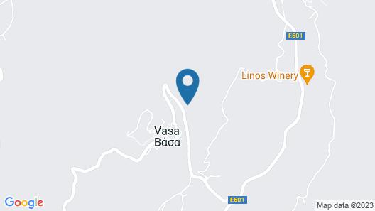 Villa Mayzus Map