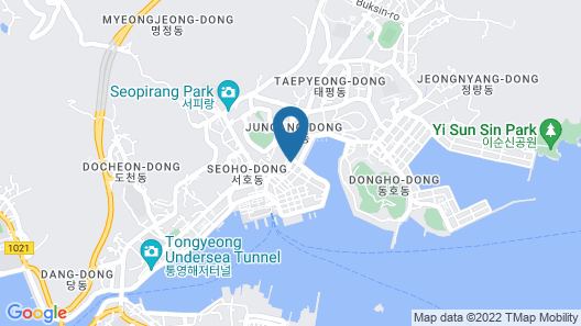 Life Guesthouse - Hostel Map