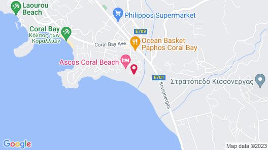 Aqua Sol Holiday Village & Water Park Map