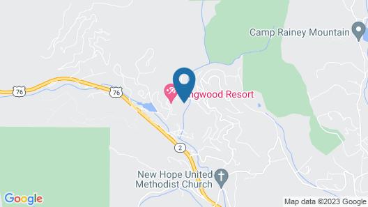 Kingwood Resort Map