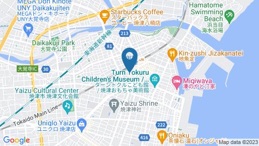 Tukusi Hotel Map