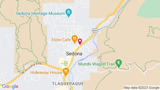 Matterhorn Inn Map