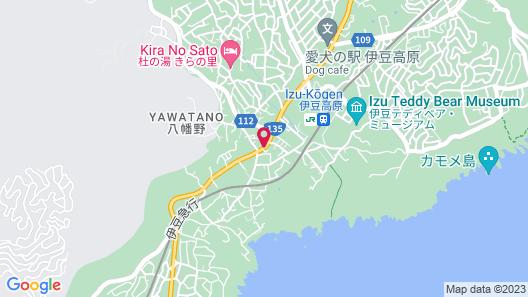 Hinodeya Ryokan Map