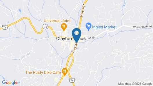 Days Inn by Wyndham Clayton Map