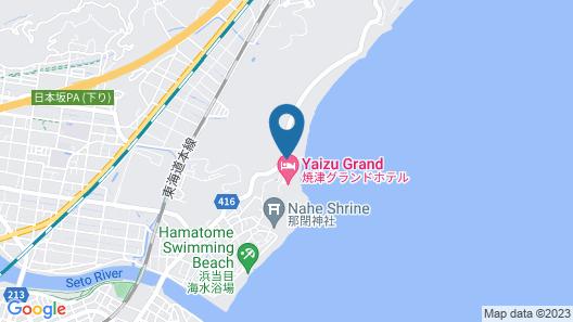 Hotel Ambia Shofukaku Map