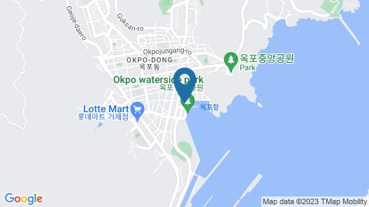JS Residence Hotel Map