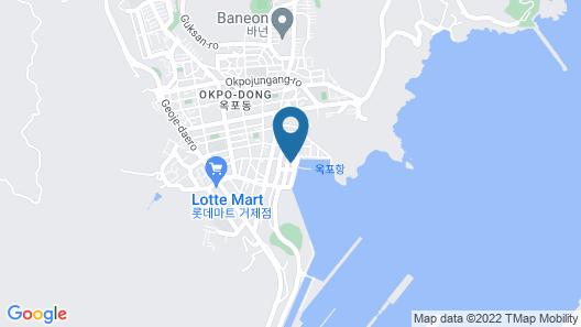 Home Fourest Residence Hotel Map