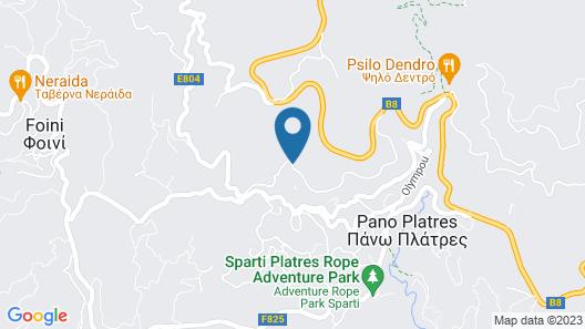 Poed Residences Map