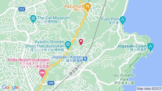 Hana no kumo Map