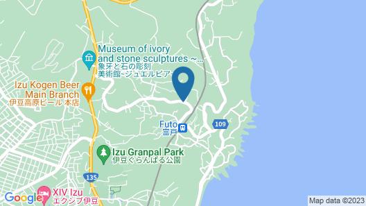 Ippon no Enpitsu Map