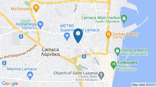 Saint Elena Boutique Hotel Map