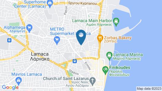 Rise Hotel Map