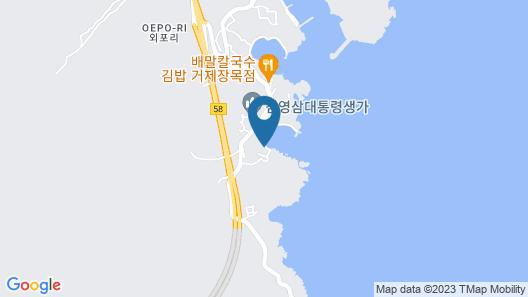 Geosan Resort Map