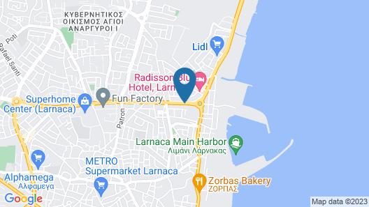 Alora Apartments Map
