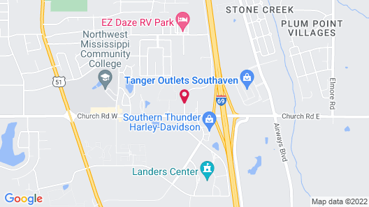 Homegate Inn and Suites. Map