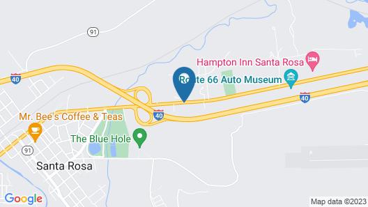 La Quinta Inn & Suites by Wyndham Santa Rosa Map