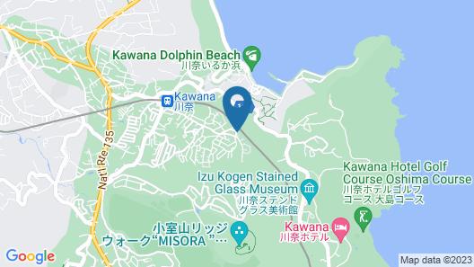 Holiday House in Kawana Map