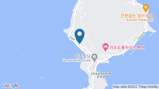 Geoje Healing Day Map