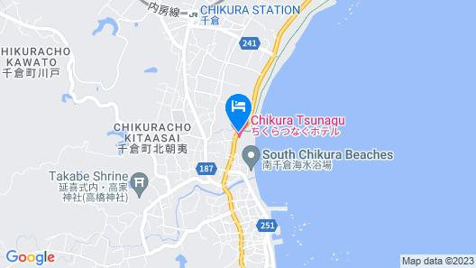 Chikura Tsunagu Hotel Map