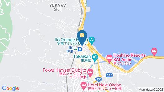 Japanese Condominium UNO Map