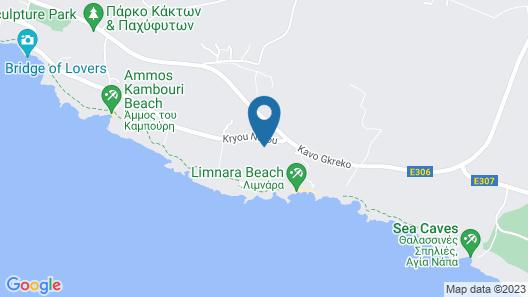 Cove Seaview Villas Map
