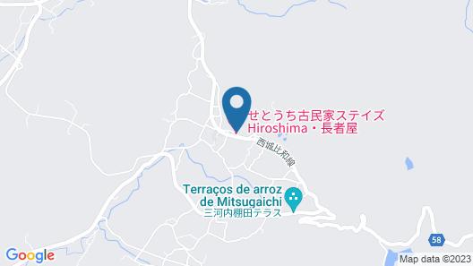 Limited to 1 Group per day / Shobara Hiroshima Map