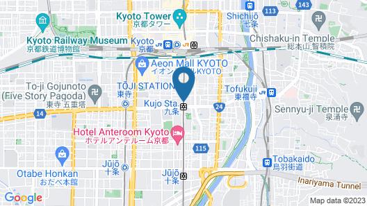 Sakura Terrace Map