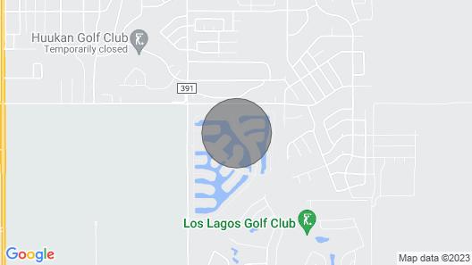 Gorgeous 5-star Home on the Lake, Near Laughlin/bullhead Casinos & Lake Mohave Map