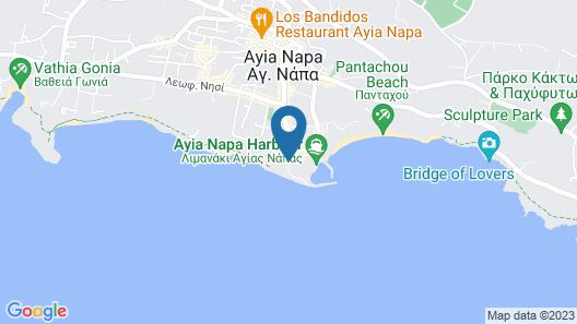 Blue Harbour Boutique Map