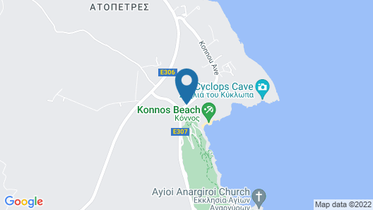 Grecian Park Hotel Map
