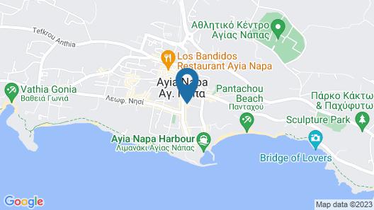 Napian Suites  Map
