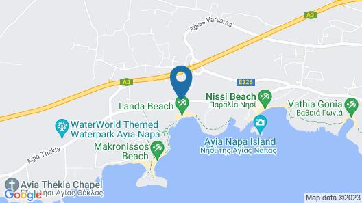 Atlantica So White Club Resort Map