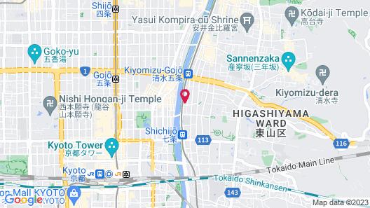 Maana Kamo Map
