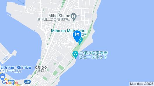Hotel Hagoromo Map