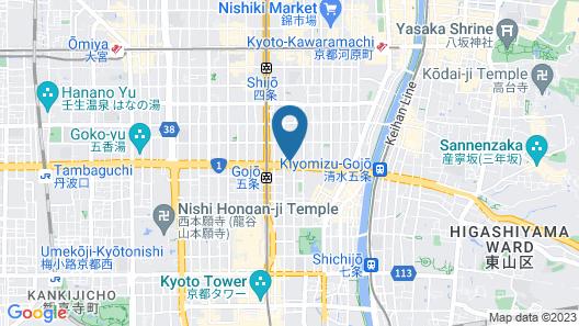 Fushiginayado Map