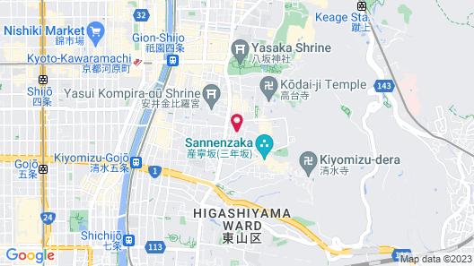 YASAKAHAN Map