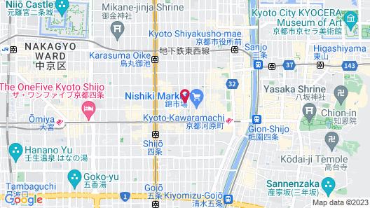 RESI STAY NISHIKI Map