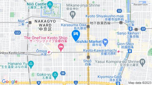 Kogane-an Map