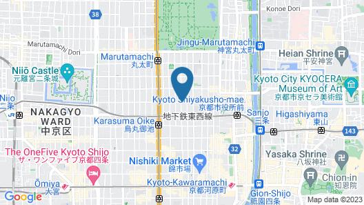 RESI STAY Takakura Map