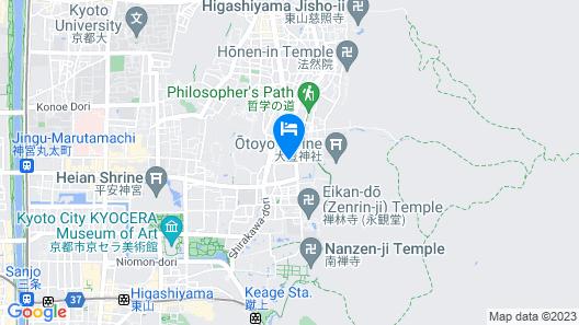 Teppanyaki House Map