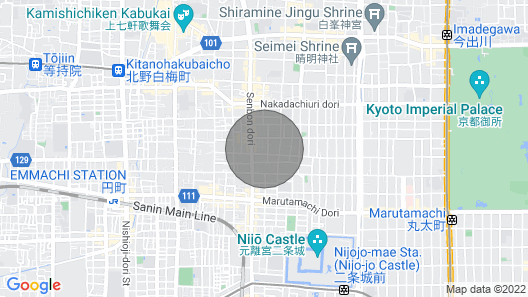 Trad Guest House / Kyoto Kyoto Map