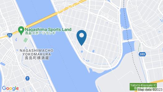 Ryoriryokan Syosuke Map