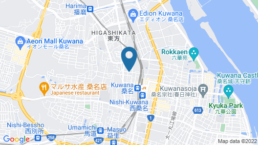 Chochin-House - Hostel Map