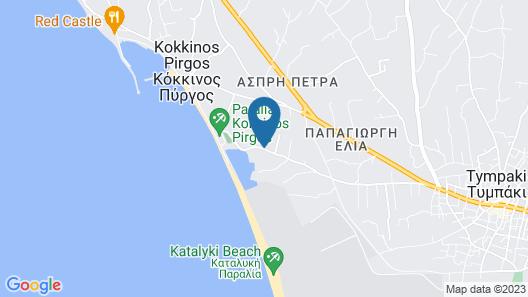 Elpidis Villa Map