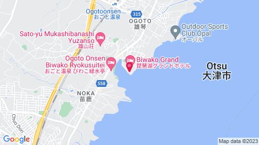 Kyo Omi Map