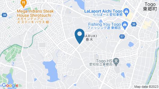 HOTEL RASABALI Map